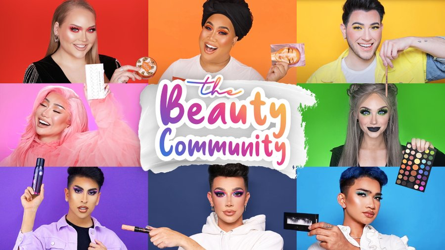 James Charles has launched the 'Biggest Beauty Collab in History'