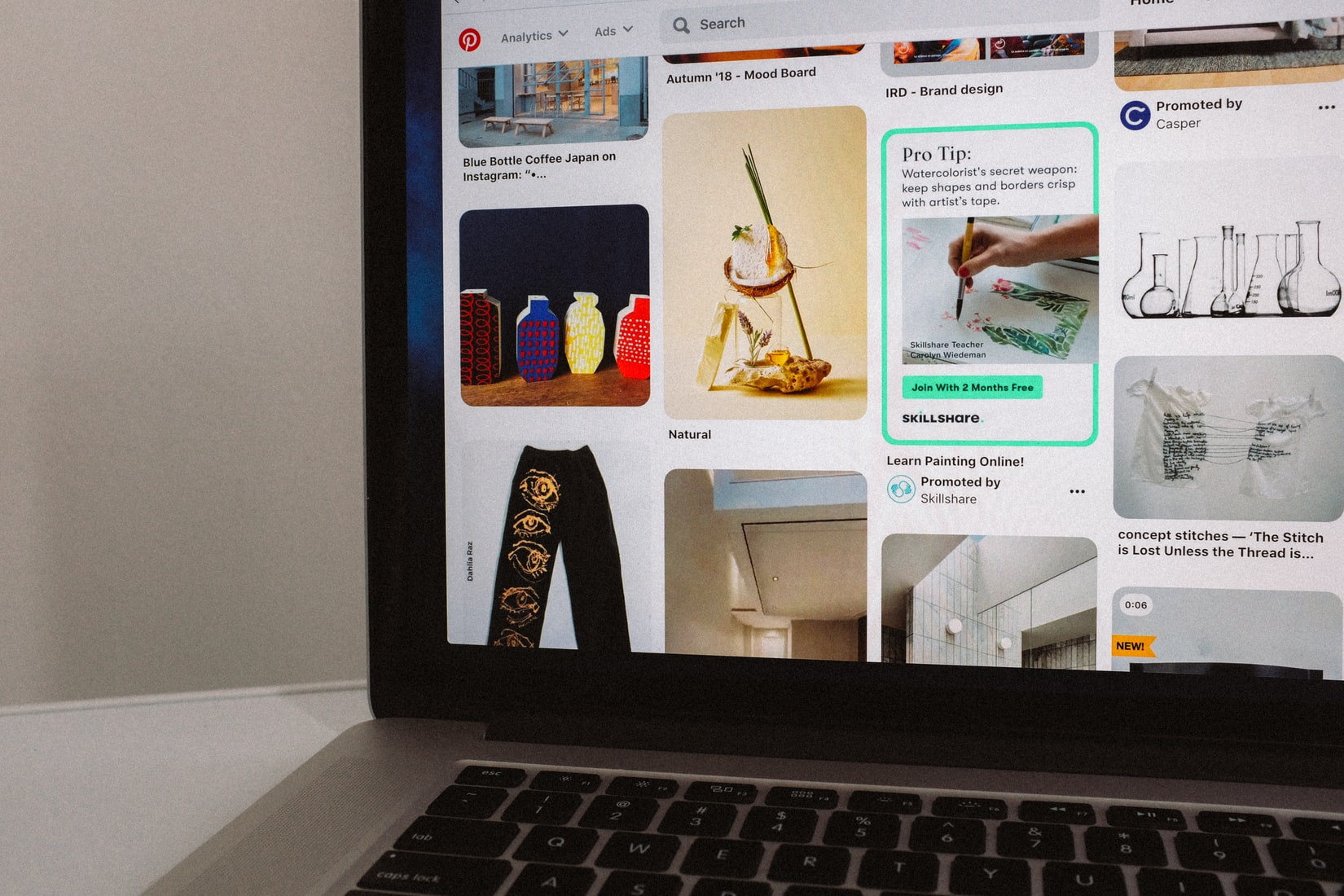 Pinterest's New 'Shopping Spotlights' Feature Highlights Product Recommendations from Fashion Influencers
