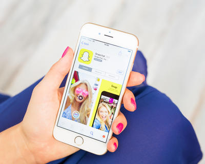 Snapchat is being extra friendly to publishers
