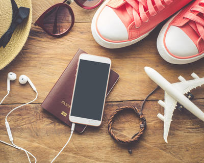 Use Your Phone as a Passport In New DXB Airport Facility
