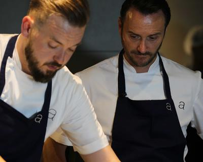 ITP Live in the kitchen with Jason Atherton