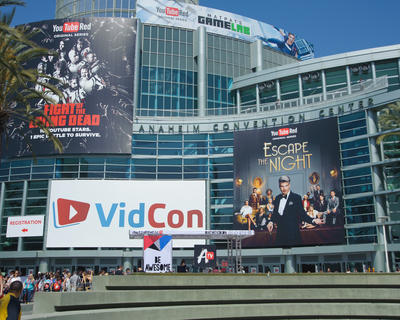 VidCon 2017 - Attracting the world's best in digital video