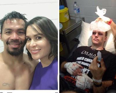 Social Media Runs Wild Over Pacquiao Vs Horn Decision