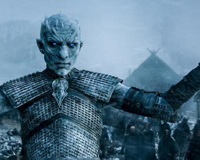 Attention GOT groupies! New Facebook filter allows you to go full Night King