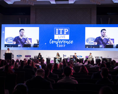In Pictures: The ITP Live Conference