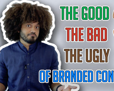 What Makes Good Branded Content?