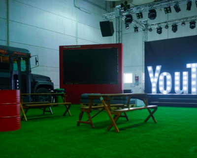 YouTube Launches Content Creator Studio Space in Dubai