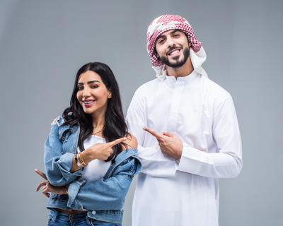 Have you checked out this awesome Arabic influencer YouTube series?