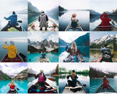 Look Familiar? There's Now An Account Entirely Devoted To Repeat Insta Snaps