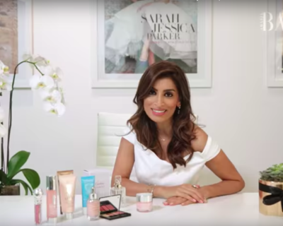 Rosemin Chats Summer Beauty With Harper's Bazaar Arabia