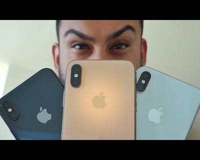 EMKWAN iPhone Xs and iPhone Xs Max UNBOXING