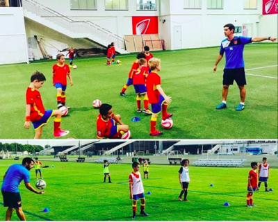 Spanish Soccer School Wins Time Out Kids Award
