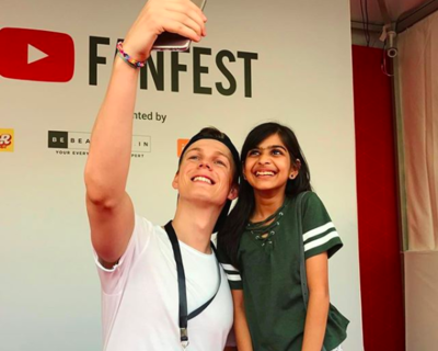 Caspar Lee is coming to Dubai for ITP Live's Conference!