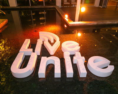 Live Unite Launch Party Was A Huge Success!