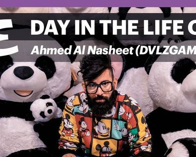 A Day in the Life of Ahmed Al-Nasheet (a.k.a. DVLZGame)