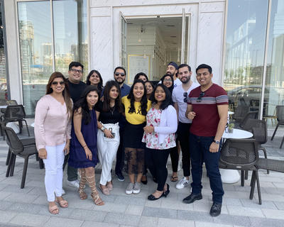 Naomi D'Souza Strikes Again With Her Dessert Tour