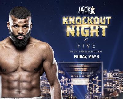 Badou Jack Is Hosting A Huge Fight Night in Dubai