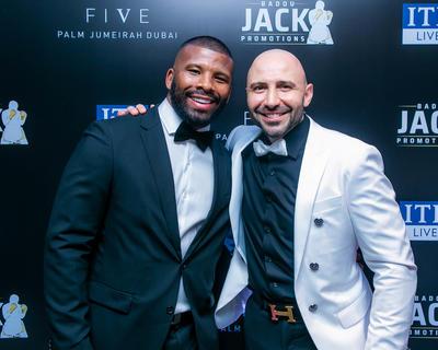 Badou Jack Promotions Presents Knockout Night