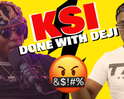 KSI Officially Disowns Deji