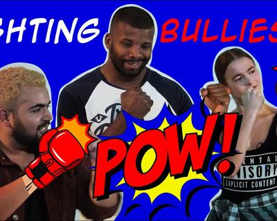 Fighting Online Bullying With Boxing Champion Badou Jack