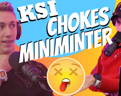 S1 Challenges Miniminter To Perform On Stage With KSI