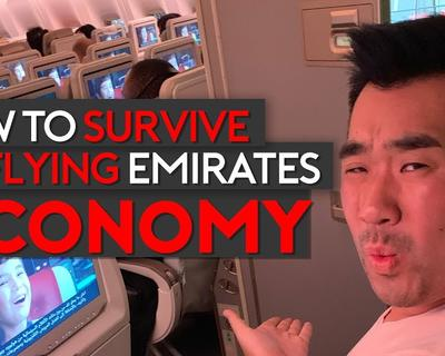 How to Survive Flying Emirates Economy Class in 2019