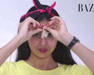 Layla Akil Shares Her DIY Beauty Secrets With Harper's Bazaar Al Arabiya