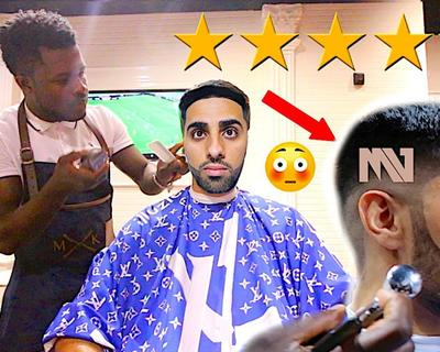 Mo Vlogs Turns into This Super Famous Rapper For A Day