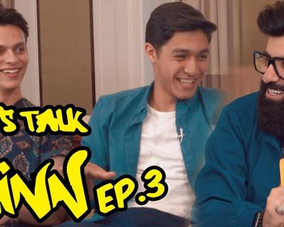 Let's Talk Jinn: Episode Three with Ahmed Al Nasheet
