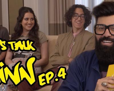 Let's Talk Jinn: Episode Four