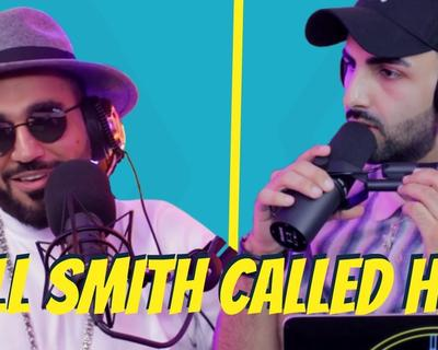 Will Smith Told DJ Bliss To Do What?!?