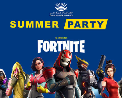 Fortnite Season 10 is Officially Here!