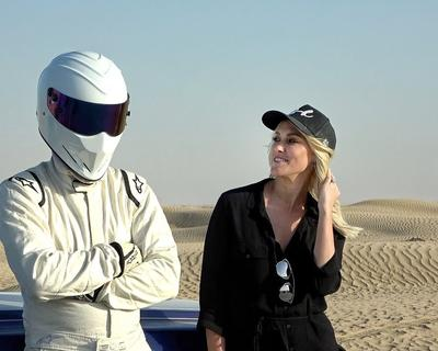 Supercar Blondie Will Be On Top Gear France