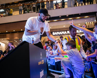 IN PICTURES: DSS Fortnite Party at Dubai Festival City!