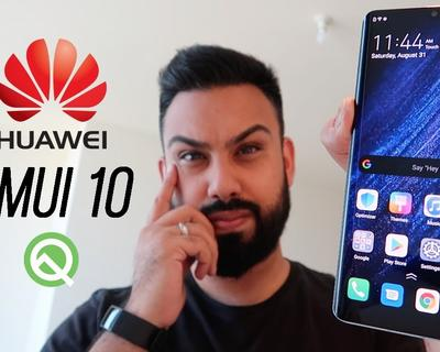 EMKWAN Shares A First Look of the Huawei EMUI 10