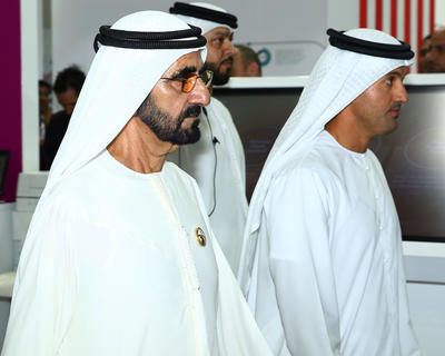 Sheikh Mohammed Warns About The Dangers of Misusing Social Media