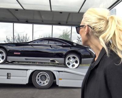 Supercar Blondie Reviews 8 Million Dollar Car