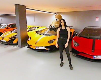 MoVlogs Checks Out The Craziest Car Collection in Germany