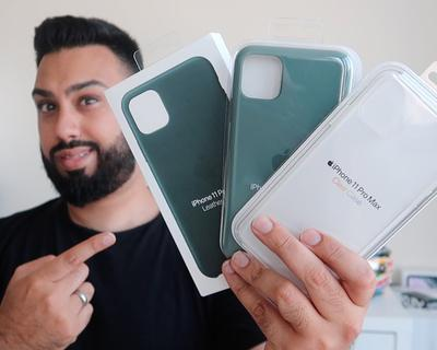 EMKWAN Reviews iPhone 11 Pro Cases