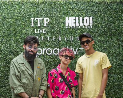 ITP Live and Hello! Middle East Host High Tea at Verve Bar & Brasserie
