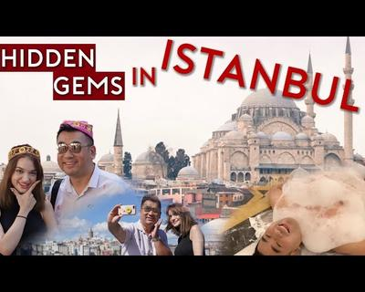 Sam Chui Shares His Favourite Hidden Gems In Istanbul