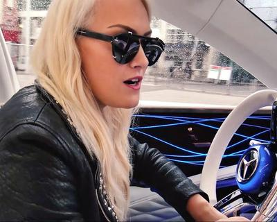 Supercar Blondie Reviews Maybach First Sports Utility Limousine