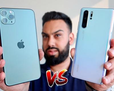 The iPhone 11 Pro Max vs The Huawei P30 Pro: The Camera Test Comparison