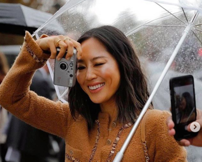 Aimee Song is Proof Influencers Have An Impact On Fashion Week