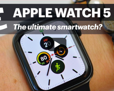 Everything You Want To Know About The New Apple Watch Series 5