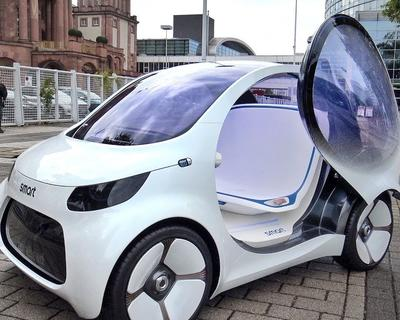 This is The Future of Smart Cars and Ridesharing