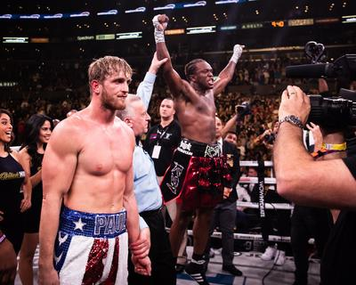 KSI Wins Boxing Rematch Against Logan Paul in A Controversial Decision