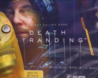 DEATH STRANDING انبوكسنغ الإصدار المحدود وإصدار المجمعين 