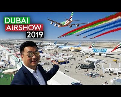 Sam Chui Shares The Best of the Dubai Air Show
