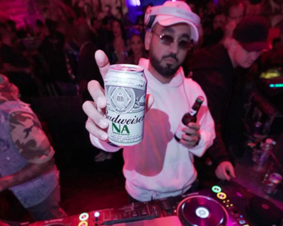 Content Creators Are Loving Budweiser NA